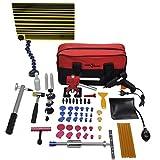Kit para abolladuras XXL con bolsa de transporte para el aplanador sin pintura (DSP)