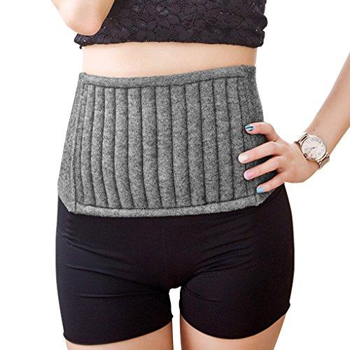 Unisex Medizinische Grade Rückenstützgürtel Rückenbandage Bauch Lordosenstütze Binder Thermische Erwärmung Nierengürtel -