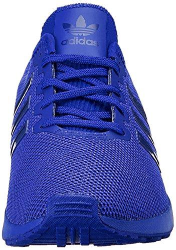 adidas Zx Flux Adv J, Scarpe da Ginnastica Unisex – Bambini Blu (Croyal/Croyal/Croyal)