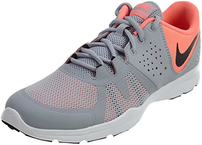 Nike - W Core Motion TR 3-844651004 - El Color Negro-Gris - Talla: 38.5