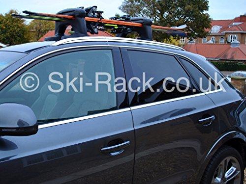 Renault Captur Ski & Snowboard Rack (Auto-ski-snowboard-rack)