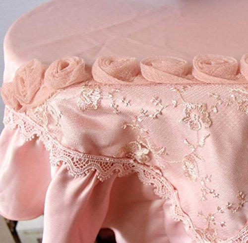 elegant-en-trois-dimensions-roses-dentelle-tissu-de-table-linge-de-table-serviette-de-couverture