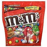 M&Ms Peanut Butter Candy - Erdnussbutter - XL Party Tüte, wiederverschliessbar - 1077g aus USA