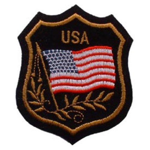 findingking-american-flag-patch-shield-noir-jaune-3-cm
