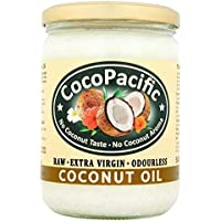 CocoPacific Raw Virgin Odourless Coconut Oil 500ml