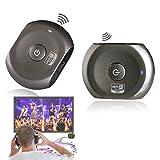 Avantree aptX a BASSA LATENZA Trasmettitore e Ricevitore Bluetooth due in uno, pre Connesso, per TV con Cuffie o Altoparlanti, Guardare la Televisione Senza Ritardi Audio - Saturn Pro Set immagine