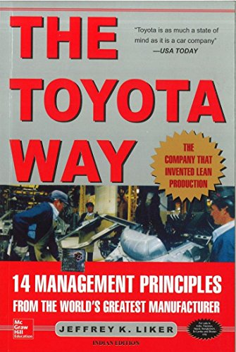 Telecharger Livre Jeffrey Liker The Toyota Way Pdf Gratuit Fichierpdf