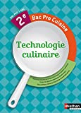 Image de Technologie culinaire 2e