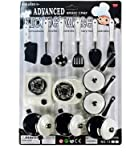#3: Kitchen Ware Set For Kids.Kitchen Set For Girls Cooking Set - birthday return gifts for kids