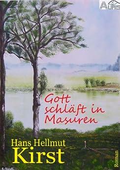 Gott schläft in Masuren von [Kirst, Hans Hellmut]