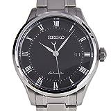Seiko orologio da uomo automatico bracciale in acciaio INOX, 100m W/R, quadrante nero–SRP769J1(Made in Japan)