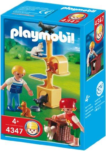 PLAYMOBIL 4347 - Katzenbaum