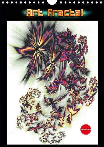 Art fractal (Calendrier mural 2020 DIN A4 vertical)