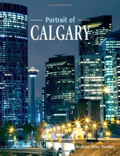 Portrait of Calgary por Andrew Peter Bradley