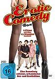 Erotic Comedy Box: Eine Sammlung seltener, urkomischer Sex- und Erotikfilme [3 DVDs]