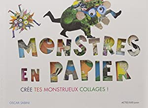 """Afficher """"Monstres en papier"""""""