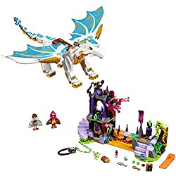 LEGO Elves 41179 Queen Dragon's Rescue Building Kit (833 Piece) by LEGO