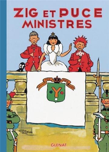 Zig et Puce, tome 10 : Zig et Puce ministres