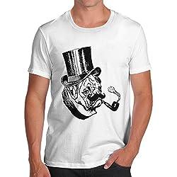 Camiseta de manga corta para hombre diseño de CARLINO