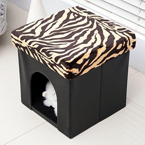 homcom-pvc-folding-pet-storage-ottoman-foldable-cat-dog-house-kennel-bed-footstool-box-seat-w-remova