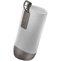 Jam Zero Chill Pairable Bluetooth Speaker, 30 Metre Range, Waterproof, 22 Hour Playtime, Dust Proof, Drop Proof IP67 Rating, Built In Speakerphone, Aux In Port, USB Charging - Grey preiswert