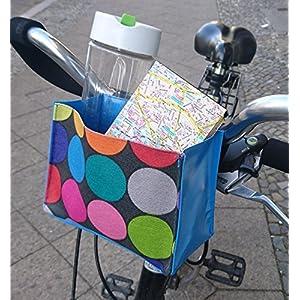Lenkertasche, auch für Kinder- und Laufrad