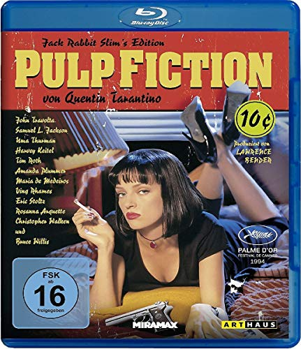 Bild von Pulp Fiction - Jack Rabbit Slim's Edition - Ultimate Fan Collection [Blu-ray]
