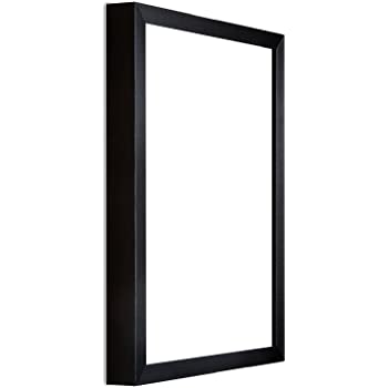 Frame Company A3 Wooden Picture Photo Frames, Black