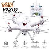 Die besten Drones mit Kamera und GPS - HARRYSTORE Starke Power Drone 6-Achsen mit 2MP WiFi Bewertungen