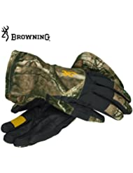 Browning Illusion Gants Motif Chêne couvert Break Up Infinity