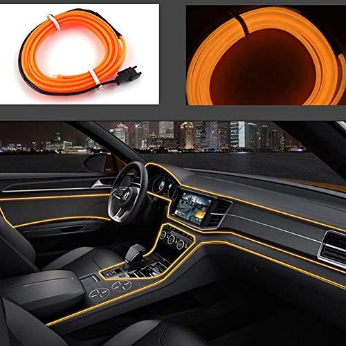 El Wires Car kit 3m/9ft Luz electroluminiscencia