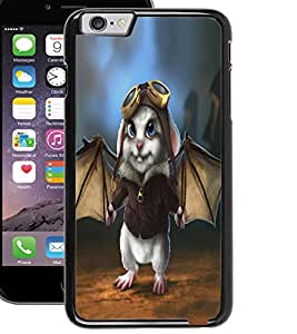 ColourCraft Funny Rabbit Design Back Case Cover for APPLE IPHONE 6S
