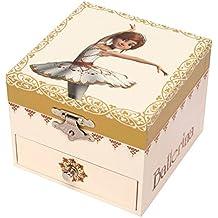 Trousselier, pequeña caja de música con diseño ...