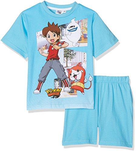 yokai-watch-yksu27405-ropa-interior-de-deporte-para-ninas-azul-blue-8-anos