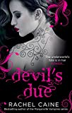 Devil's Due (Red Letter Days, Book 2) by Rachel Caine