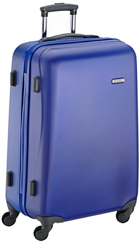 American Tourister Koffer Jazz Diamond, 67 cm, 52 Liter, royal blue, 50575-1758