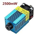 EleksMaker® EL01-2500 445nm 2500mW Blue Laser Modul mit PWM für DIY Laser Graviermaschine EL01-2500 445nm 2500mW Blue Laser Module with PWM for DIY Laser Engraving Machine
