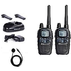 Midland G7Pro–Walkie-Talkie maletín nº 5Juego de radio dispositivo móvil inalámbricos
