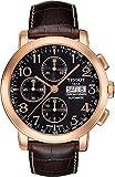 Tissot TISSOT Sculpture LINE Automatic Chronograph VALJOUX 18K Gold T905.627.76.057.00 Herren Automatikchronograph