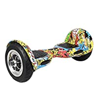 Discovery Smart Self Balance Electric Scooter - 10 inch Wheel, Multi Color