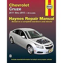 Chevrolet CRuze Automotive Repair Manual: 2011-15 (Haynes Automotive Repair Manual)