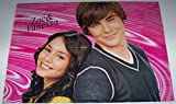 Générique Posters: Barefoot - Zac Efron - Vanessa Hudgens - High School Musical - Alecia Moore - 53 x 40,6 cm - Posters: Teen Magazine Poster - 4 Pages