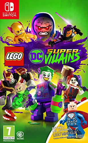 LEGO DC Supervillains - Toy Edition - [Nintendo Switch]