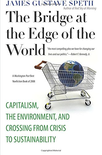 The Bridge at the Edge of the World: Capitalism, the Environment, and Crossing from Crisis to Sustainability por James Gustave Speth