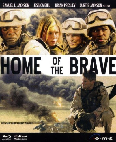 Rough Trade Distribution GmbH Home of the Brave [Blu-ray]