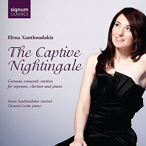 The Captive Nightingale - Lieder für Sopran, Klarinette & Klavier