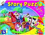 Story Jigsaw Puzzle - A Rainy Picnic Day...