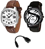 X5 FUSION MEN'S WATCH NEW W0234 AND WAVE...