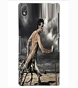ColourCraft Creative Image Design Back Case Cover for SONY XPERIA Z3