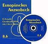 Europäisches Arzneibuch DVD-ROM 8. Ausgabe, Grundwerk 2014 (Ph. Eur. 8.0) inkl. 1. bis 6. Nachtrag (Ph.Eur. 8.1 bis 8.6